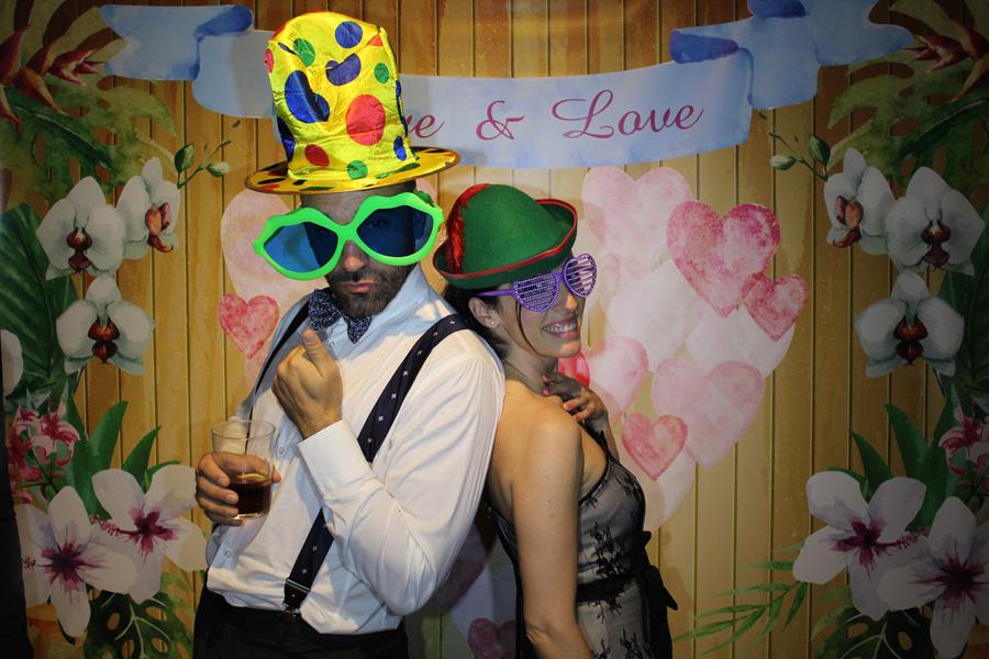 fotomaton boda